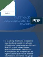 Investigación Documental Sobre El Coaching