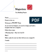 magnet project  1
