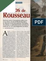 Los Huesos de Rousseau