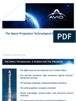 the space propulsion technological breakthroughs