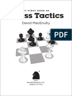 Tactics chess