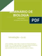 Seminário de Biologia