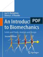 An Introduction to Biomechanics Solids and Fluids, Analysis and Design, 2nd Edition