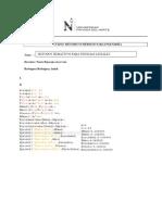 Metodos Iterativos Para Sistemas Lineales