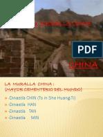 Historia Muralla China