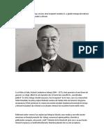 Cine a Fost Kalergi, Cel Care, De La Începutul Secolului XX, A Gândit Strategia de Metisare a Populației Europene Cu Asiatici Și Africani