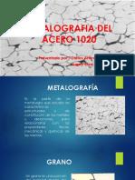 Metalografía Exp