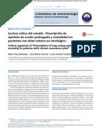 Mortalidad y Opioides - Revista Colombiana de Anestesiologia.pdf
