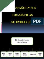 La Gramática Su Evolución
