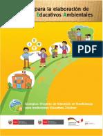 Manual para la elaboración de proyectos educativos ambientales.pdf