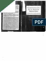 María Angelica Gelli - Constitución de la Nación Argentina