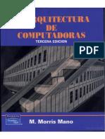 Arquitectura de Computadoras, 3°  EDMorrisC1-2.pdf