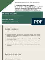 Journal Reading Koleolitiasis