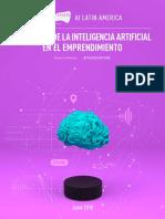 El Impacto de La IA en El Emprendimiento en América Latina - Everis y Endeavor