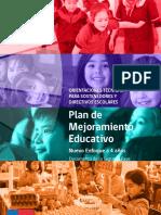 Orientaciones Teecnicas PME Segunda Fase (2015)
