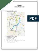 Udaipur Trip
