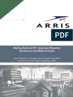 Hfc Upstream Migration
