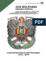 PEI 2012 - 2016 policia boliviana.pdf