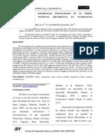 1. Analisis de Las Diferencias Posicionales en El Perfil Competitivo de Potencia Metabolica en Futbolistas Profesionales