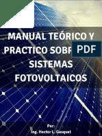 Manual Teórico y Practico Sobre Los Sistemas Fotovoltaicos -%C2%A0Hector Gasquet