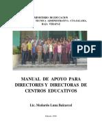 Manual Del Director Version Final 2016