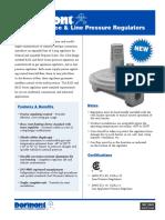 Reguladores de Presion Para Lpg