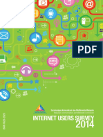 Internet Users Survey 2014