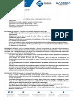 Exercicios de Direito Constitucional - Aula 01