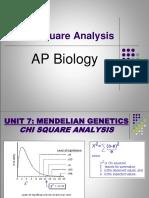 Chi Square Pp t Genetics
