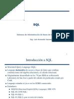 SQL SABD