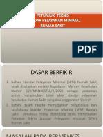 2. Petunjuk Teknis Spm Rs