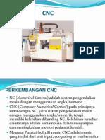 Mengenal Dasar-dasar Cnc
