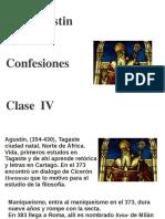 Resumen Las confesiones