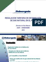 Regulacion Tarifaria de La Distribucion de GNV
