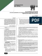 La Curaduría Procesal PDF