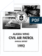 Alaska Wing - Annual Report (1992)