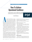 How to Achieve Operational Excellence Qp1002bigelow