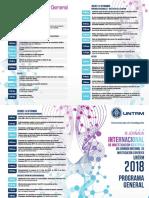 Programa Jornada 2018