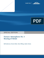 Furnace Atmospheres No 4 Brazing of Metals