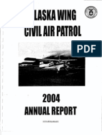 Alaska Wing - Annual Report (2004)