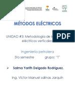 Metodologia de Los Sondeos Electricos Verticales