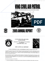Alaska Wing - Annual Report (2005)