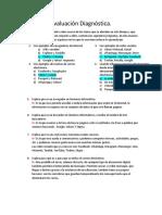 Evaluacion diagnostica informatica