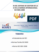 Norma Iso 9001-2008