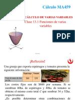 5.1_Funciones de Varias Variables(2)