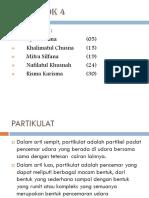 Partikulat