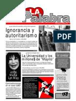 La Palabra Periodismo Alternativo Durango