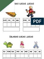 Silabas Locas -Locas
