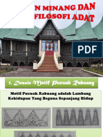 Ukiran Minang Dan Nilai Filosofi Adat Yasri St. Bandaro
