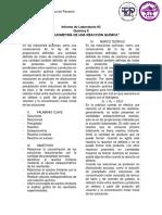 Informe de Laboratorio #3